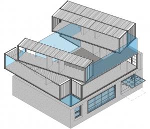 Bim house model